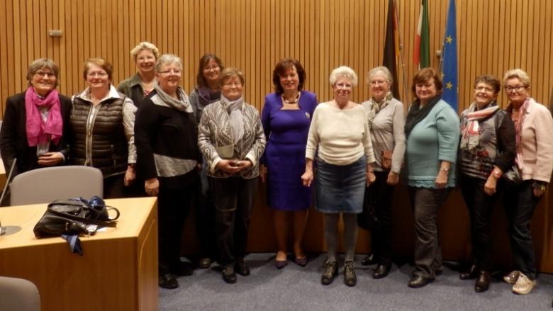 CDU-Frauen Union besucht den NRW-Landtag