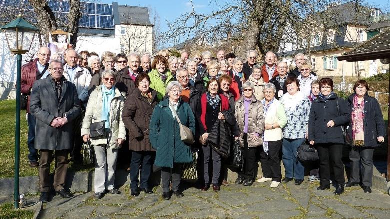 CDU Vogtland-Reise 2015