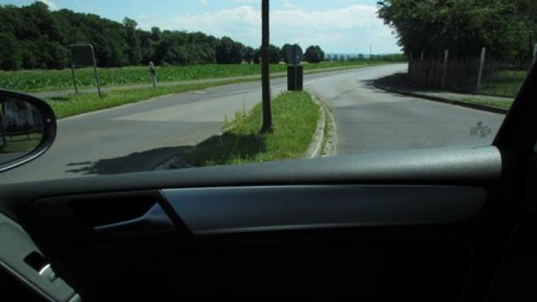 Heckenweg