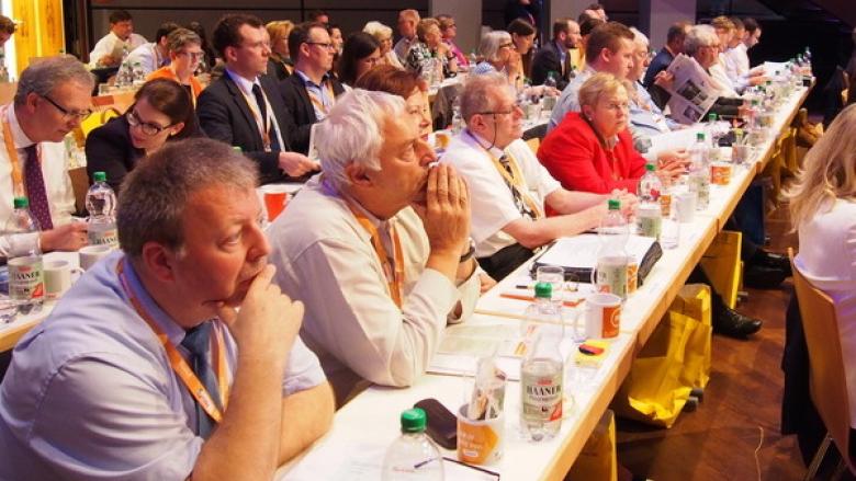CDU-Landesparteitag in Aachen