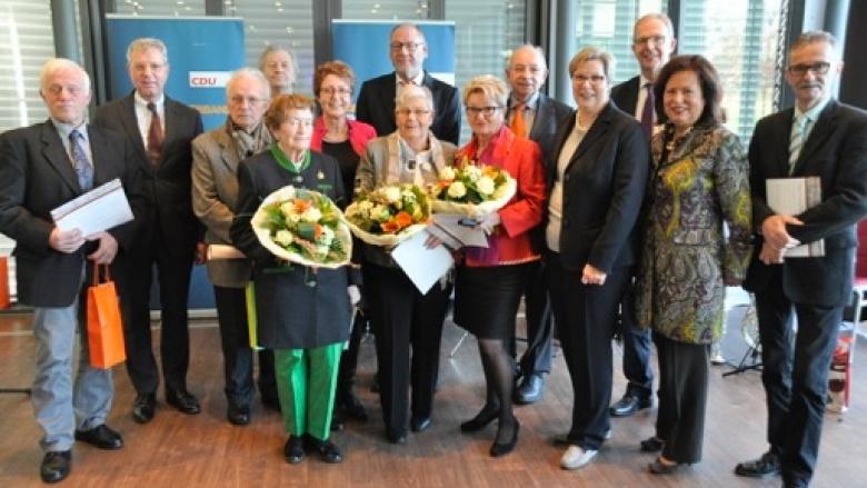 Neujahrsempfang 2016 der CDU Swisttal