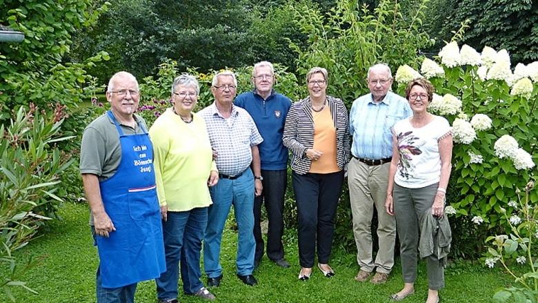 Grillparty der Senioren-Union Swisttal