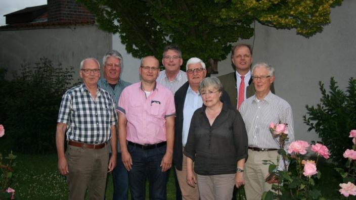 CDU Ortsverband Buschhoven wählt neuen Vorstand