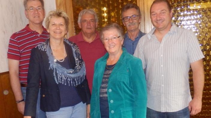 CDU Ortsverband Miel wählt neuen Vorstand