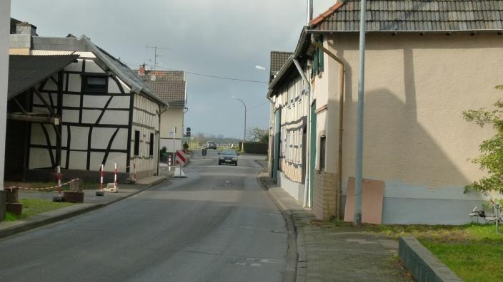 Verkehrsberuhigung in Morenhoven