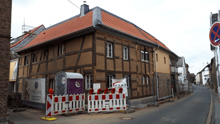 Hofanlage Kirchstraße(Ecke Buschgasse) – privat