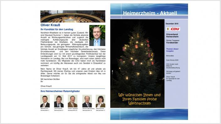 15.12.2016 - Heimerzheim-Aktuell