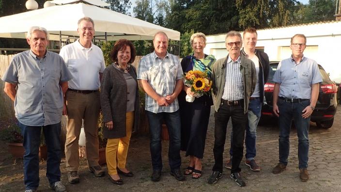 Neuer Vorstand CDU OV Miel