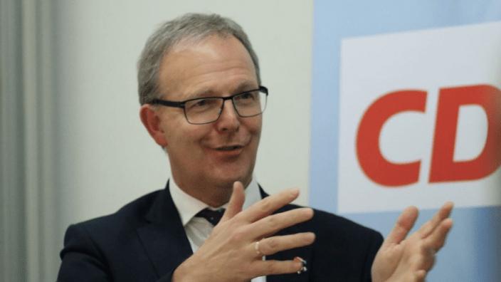 Interview Bernd Großmann mit Axel Voss