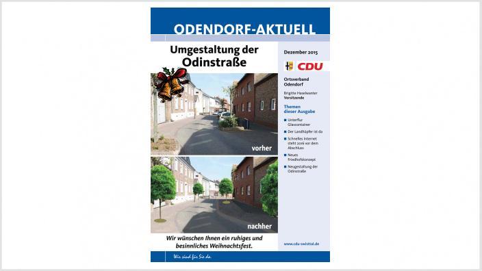 Odendorf -Aktuell