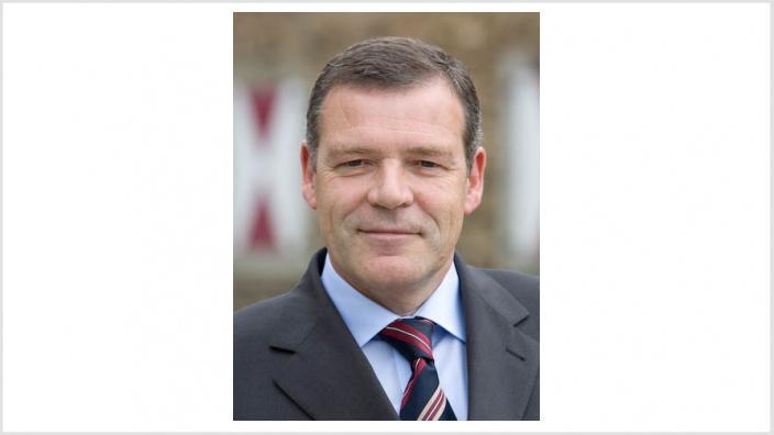 Fraktionsvorsitzender Hanns Christian Wagner