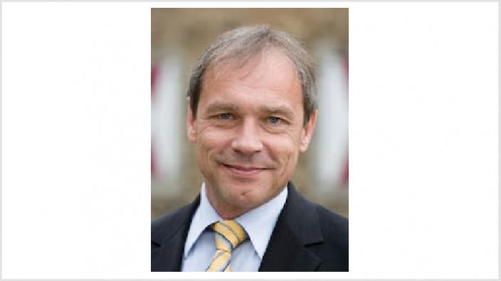 Pressesprecher Bernd Großmann